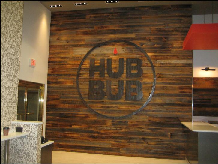HubBub Coffee ... - HubBub Coffee Shop Old Reclaimed Wood Pennsylvania 18944