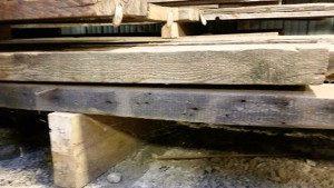 pine rafters edit