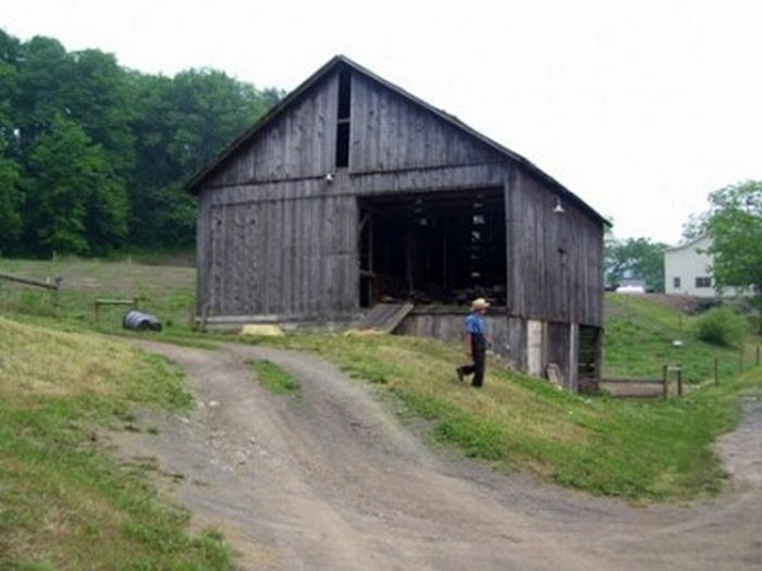 reclaimed timber frame Structures | Pennsylvania | Old Reclaimed