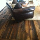 Skip Planed Oak Flooring
