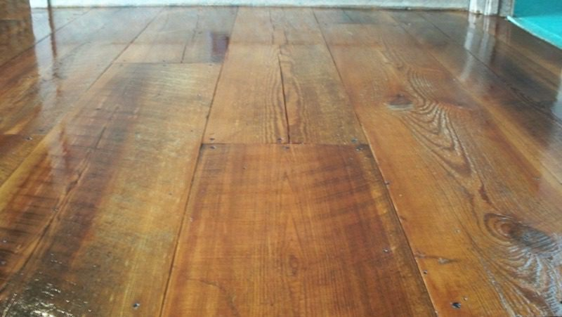 Gallery Of Antique Wide Plank Flooring Old Reclaimed Wood