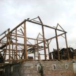 Chambersburg barn: End view