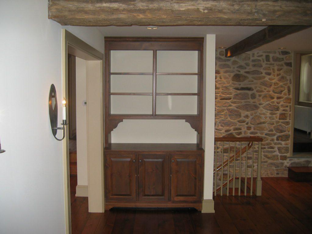 Farmhouse Restoration Old Reclaimed Wood Pennsylvania