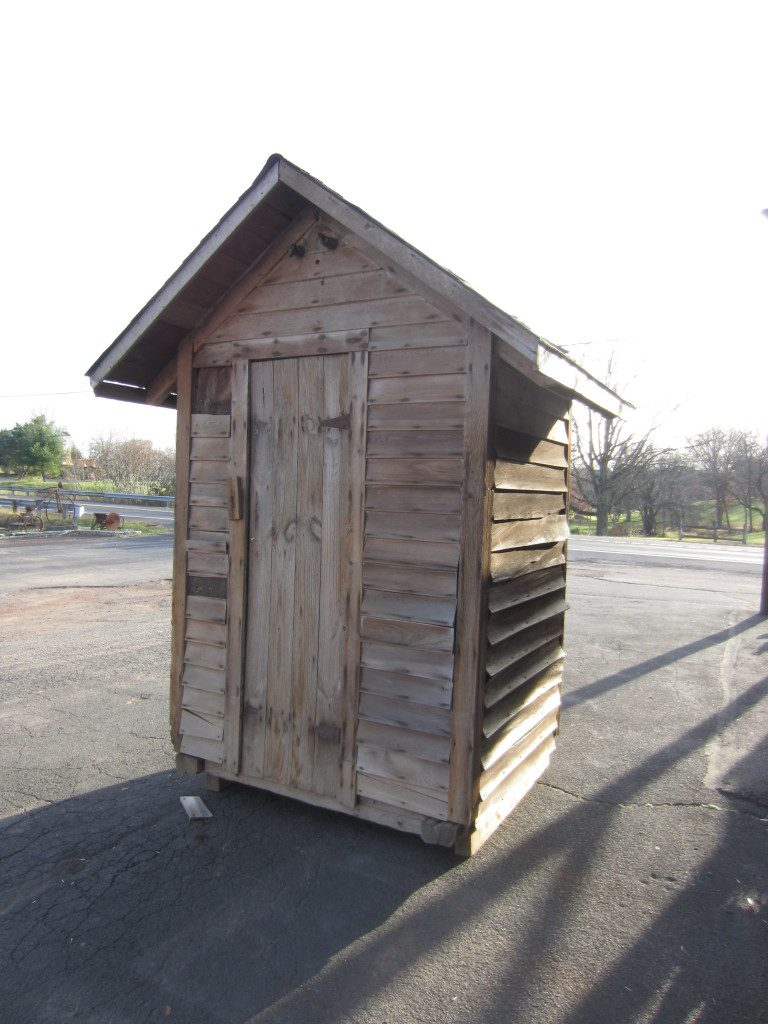 Late 1800's Outhouse