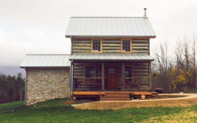 The Stevens' Barn