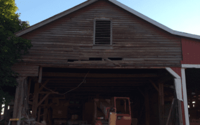 Reclaimed Wood Barns & Log Cabins | Perkasie, Bucks County, PA