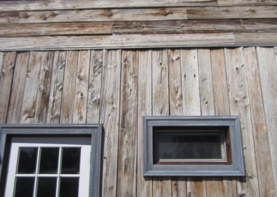 Reclaimed Nautical Wood Exterior Siding Example