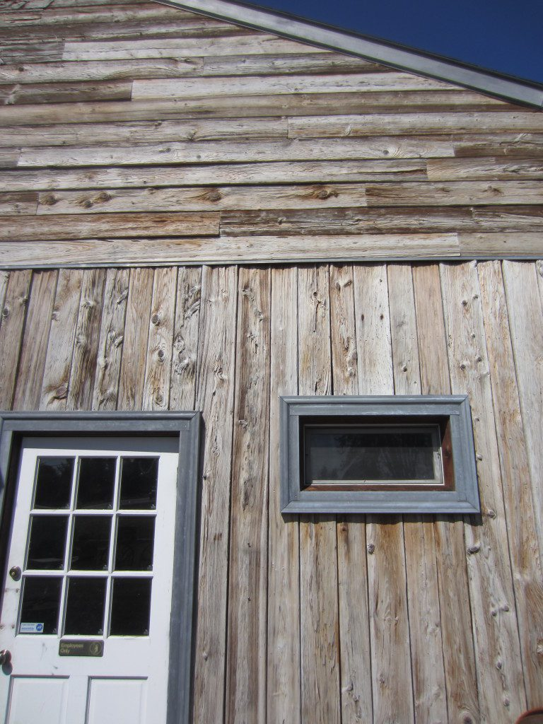 Reclaimed Nautical Wood Barn Siding Perkasie Bucks