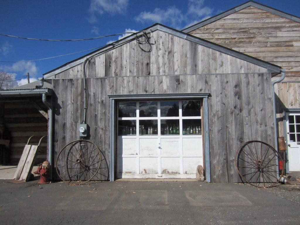 Reclaimed Grey Barn Wood Example