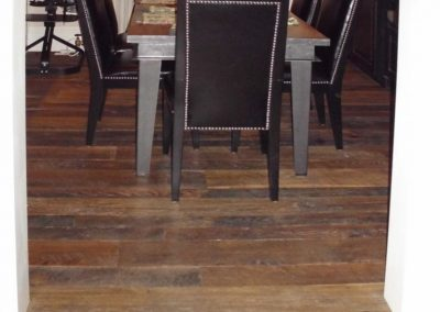 Reclaimed Wood Floor Example
