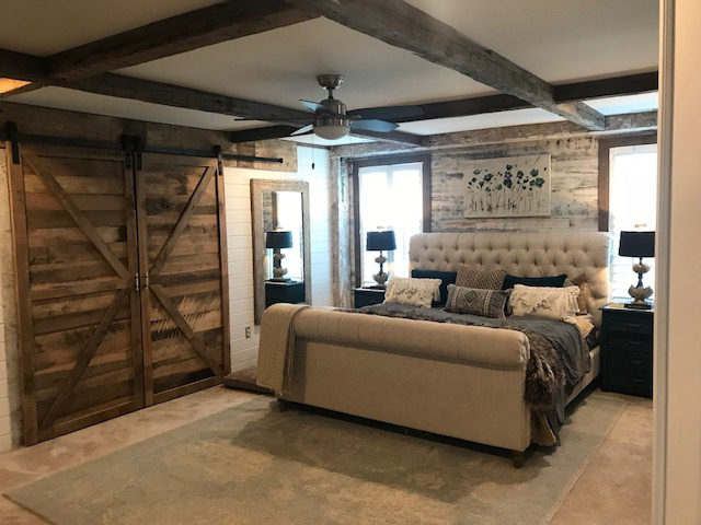 Reclaimed Wood for Joists and Beams