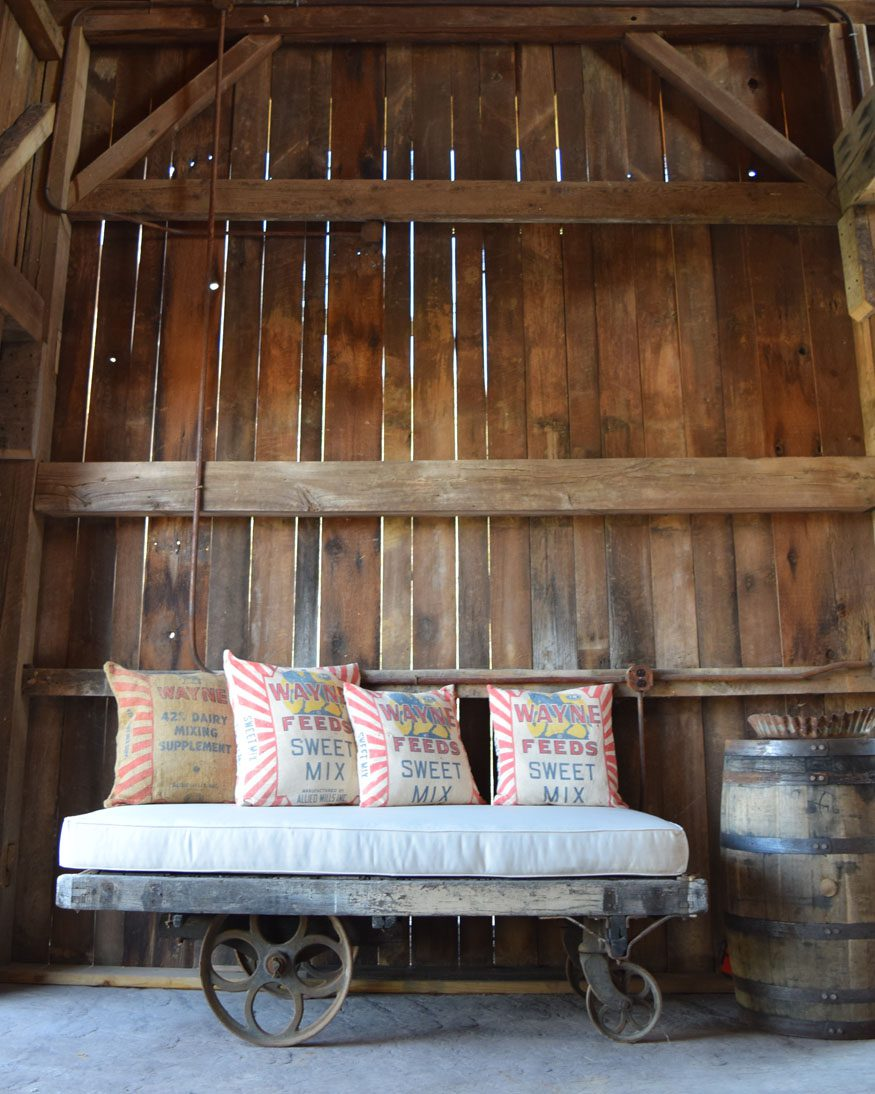 Reclaimed architectural antiques