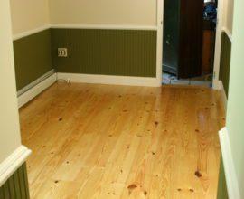 Reclaimed Original Yellow Pine Flooring